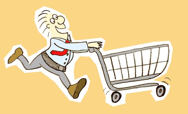 Proces zakupu usług i produktów b2b
