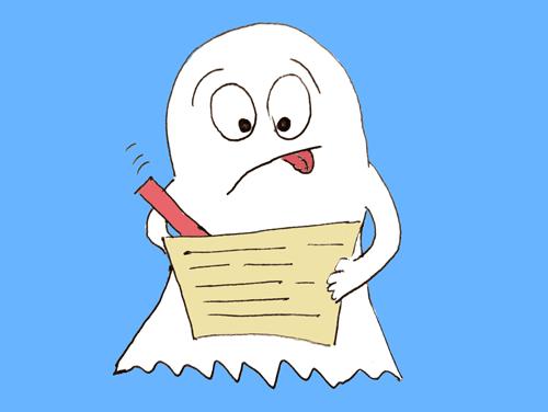 Ghostwiter SEO copywriter