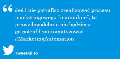 Automatyzyacja procesów marketingowych - Tweetnij!