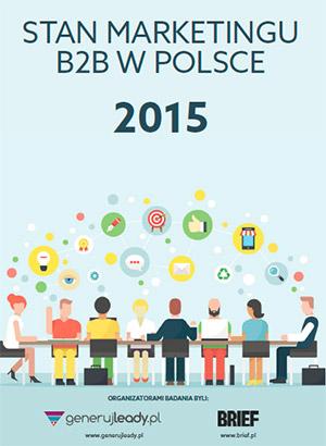 Stan Marketingu B2B w Polsce 2015