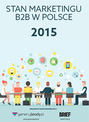 Stan Marketingu B2B w Polsce 2015