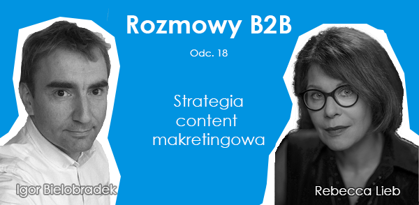 Strategia Content Marketingowa - Rebecca Lieb
